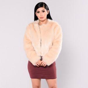 Franchesca Fur Jacket